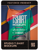 Women T-Shirt Mockups - 2