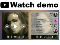 jQuery Audio Player