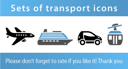 16 Transport Icons - 6