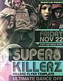 KillerSound Flyer Template - 128