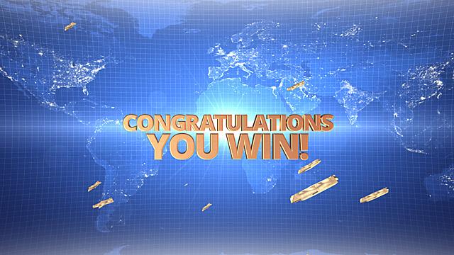 Casino/Jackpot/Lottery Winner  - 18