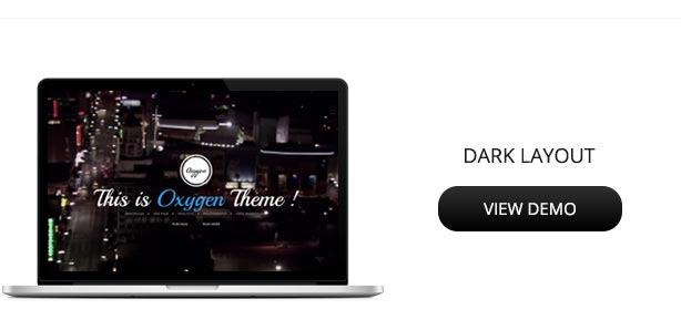 Oxygen One Page Parallax Theme - 9