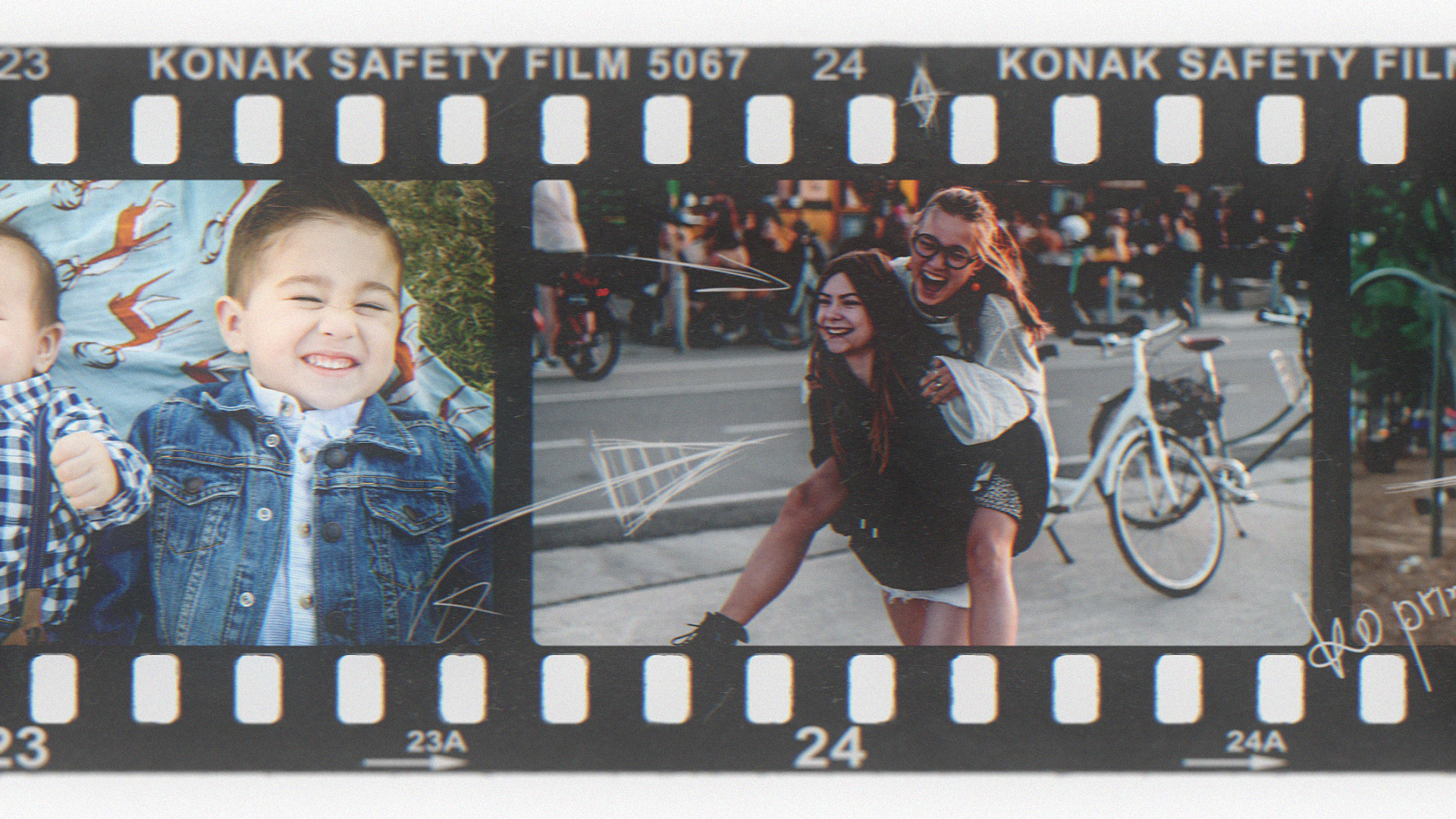 Memories | Vintage Film Slideshow - 6
