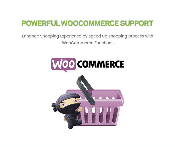Dinamik WooCommerce Alışveriş Sayfası Eczane Tıp ve Sağlık WordPress Teması