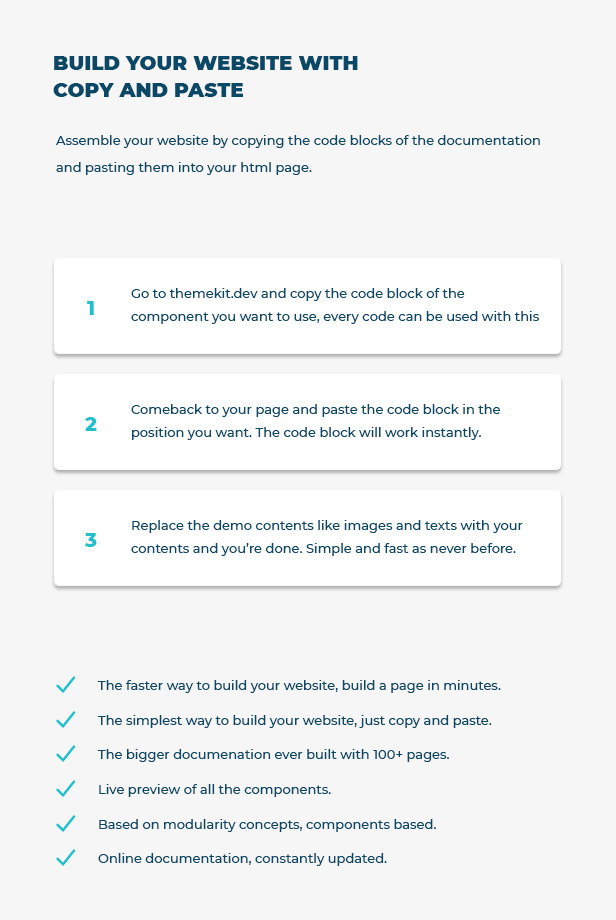 Execoore - Technology And Fintech Template - 4