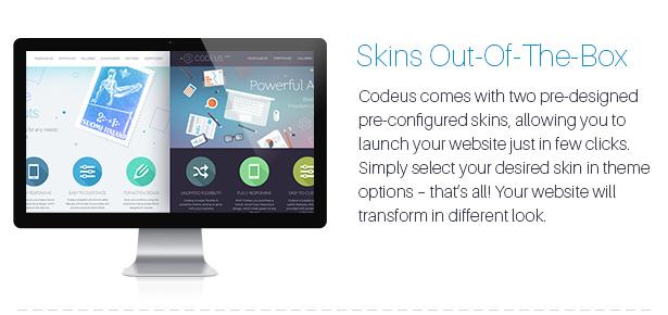Codeus — Multi-Purpose Responsive WordPress Theme - 18