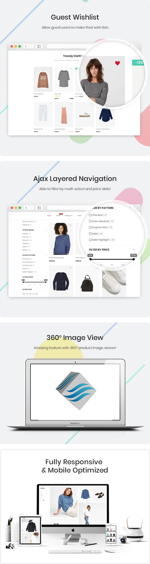 Amely - Clean & Modern Magento 2 Theme - 12