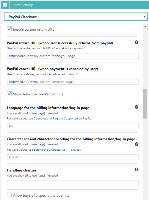 Super Forms - PayPal Add-on - 5