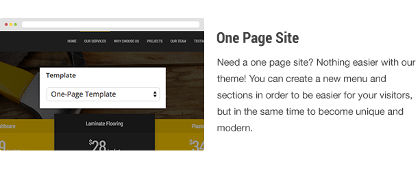 We Build - Construction WordPress Theme - 23