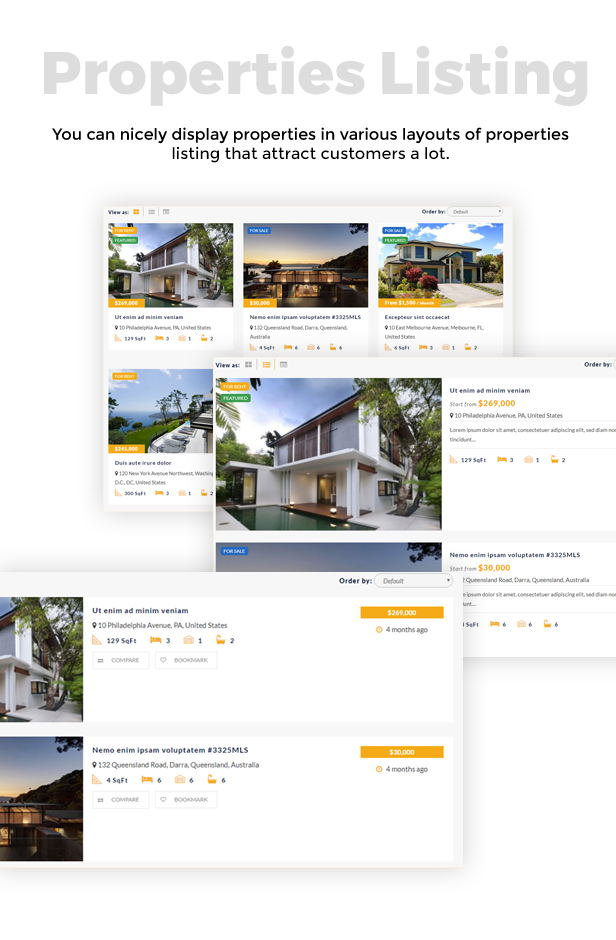 Palazzo - Real Estate WordPress Theme - 9