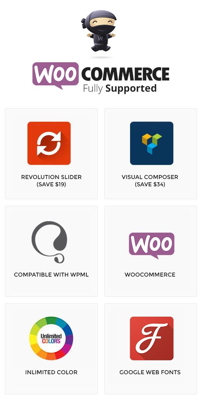 VG Cooku - Clean, Simple WooCommerce WordPress Theme - 25