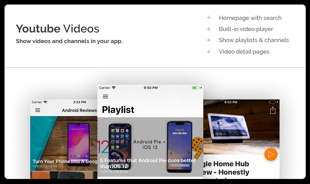 Universal for IOS - Full Multi-Purpose IOS app - 7