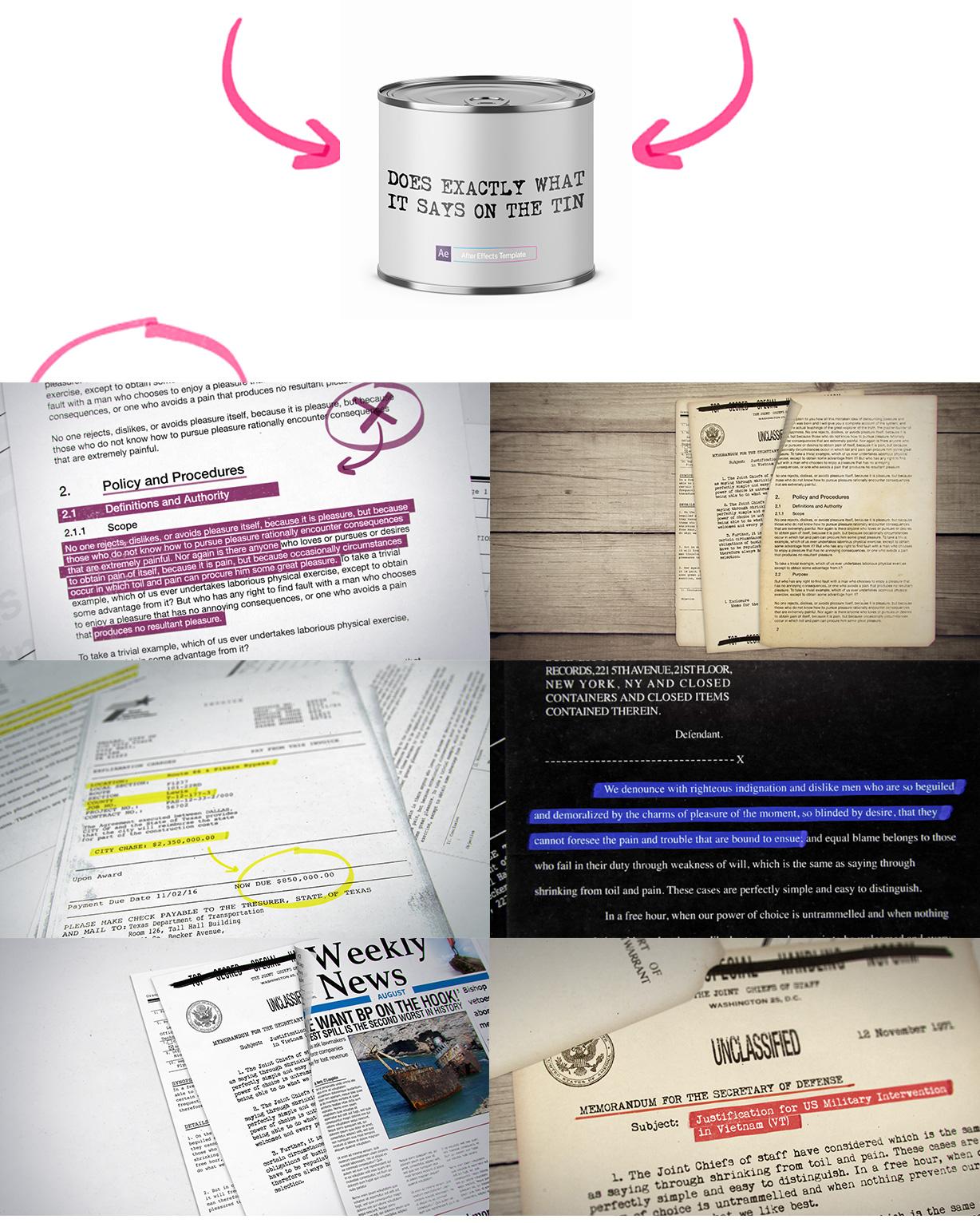 Document Highlighter - 3