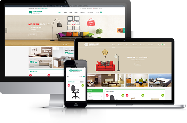 Supershop - Fully Responsive