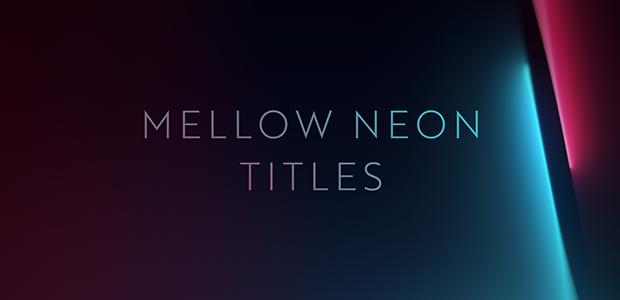 """""""Mellow"""