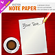 Note Papers - 24