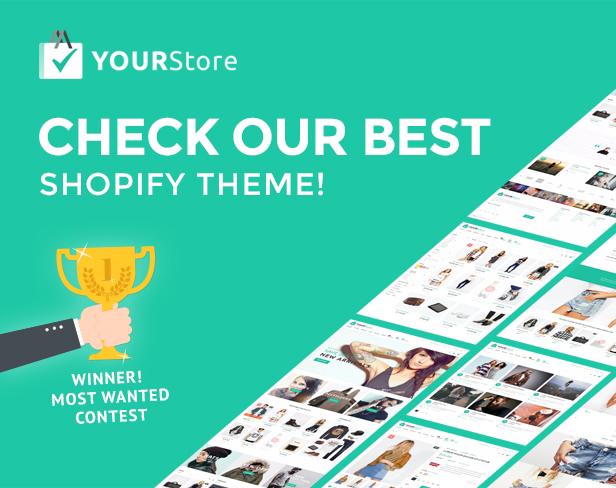 YourStore - premium fashion Shopify theme