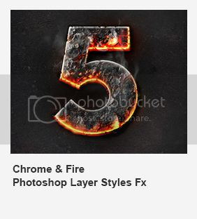 Chrome & Fire - Gothic Medieval Layer Styles Fx - 19