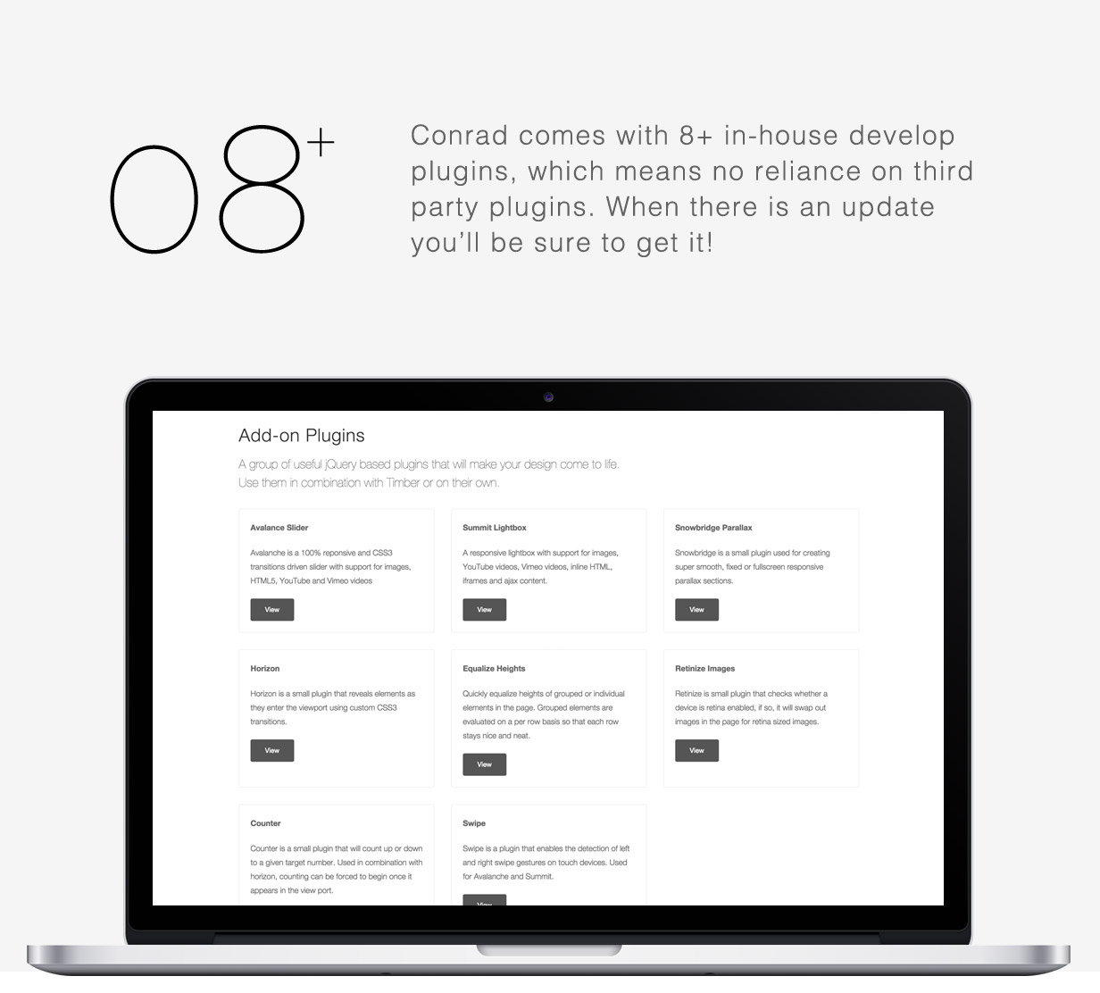 Sartre - Creative Multipurpose HTML Template - 6