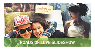 Roads of Love - Romantic Slideshow
