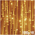 Gold Waves Abstract Backgrounds - 35