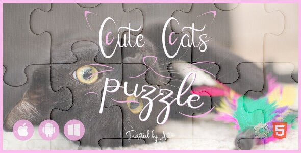 Cute Cats Puzzle