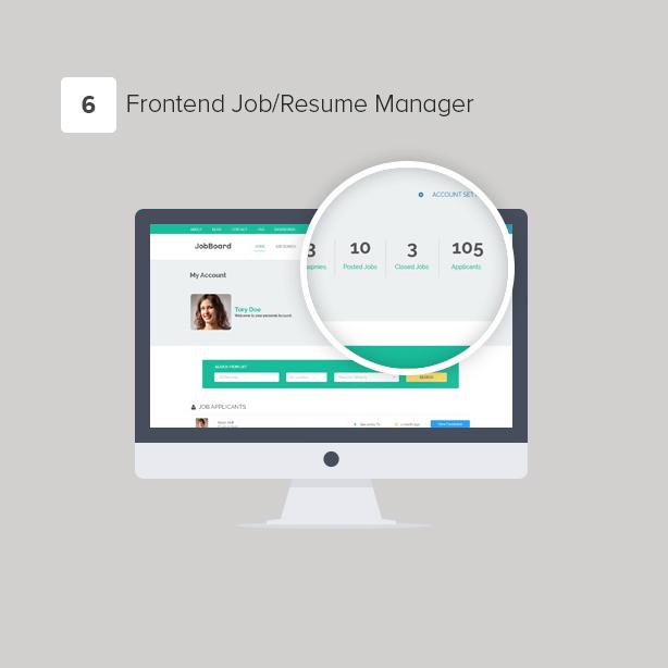 JobBoard - Responsive Recruitment Directory WordPress Theme - 7
