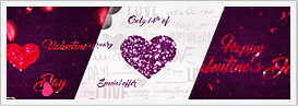 Valentine's Day Love Letter - 1