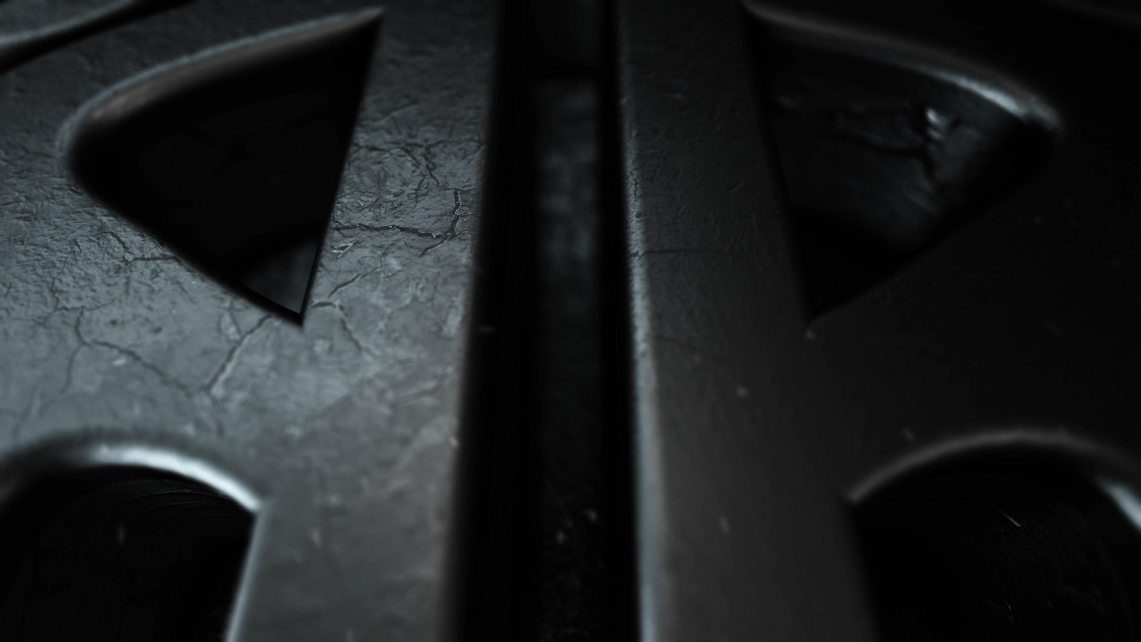 Dark Shield Logo - 3