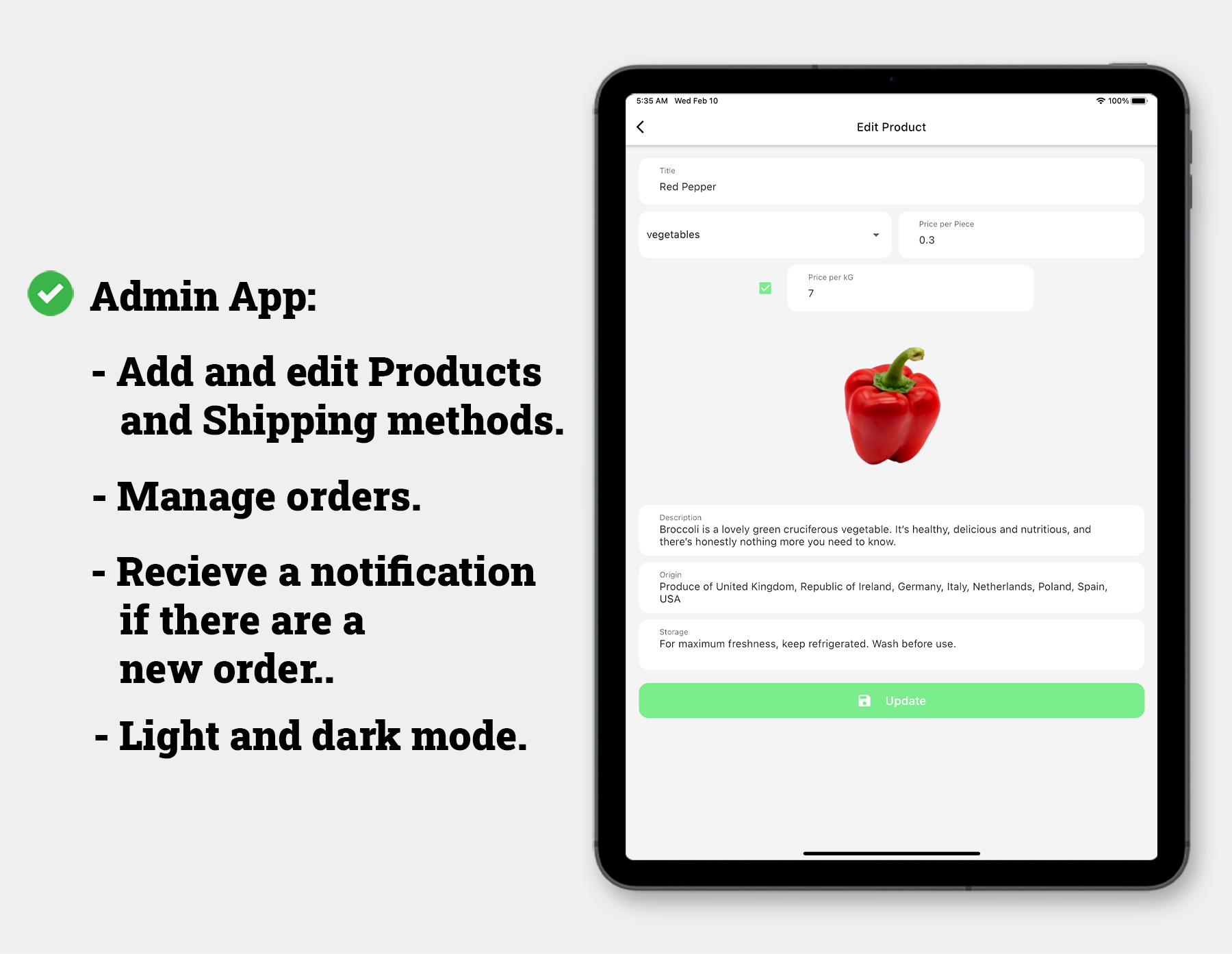 Flutter Grocery: Full Android + iOS eCommerce App - 9
