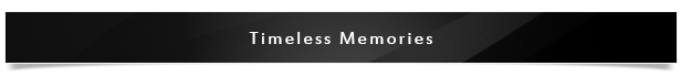 Timeless Memories Project Name