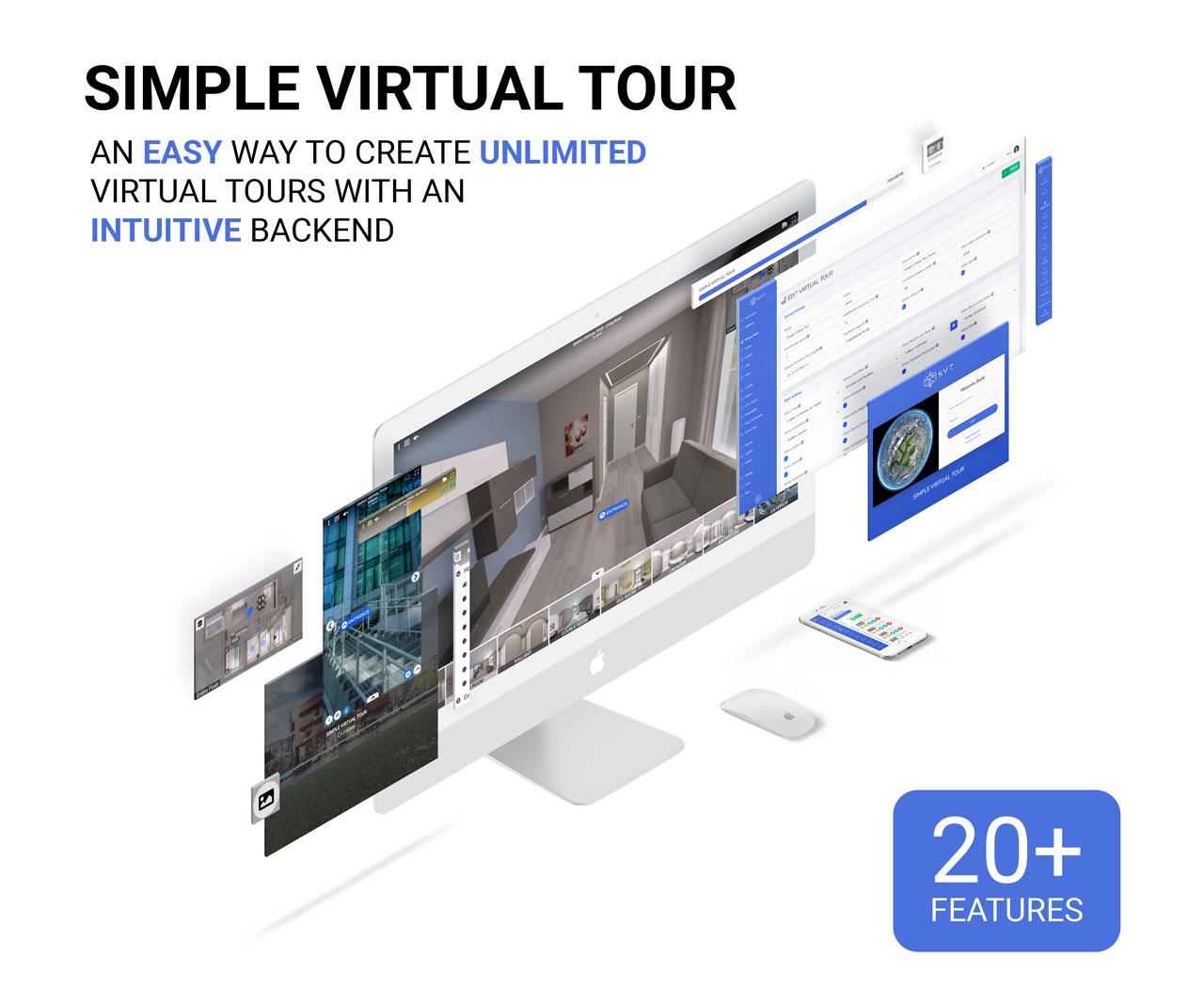 Simple Virtual Tour - 1