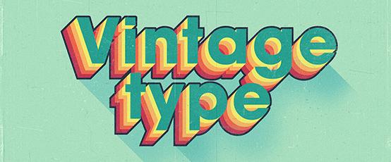 vintage-text-effectt