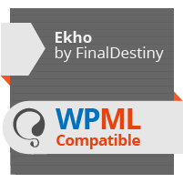 Ekho - Unique Responsive WordPress Theme - 8