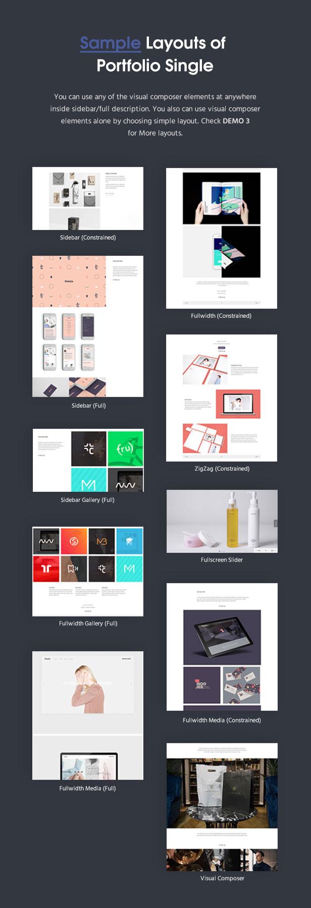 Fortun | Multi-Concept WordPress Theme - 10