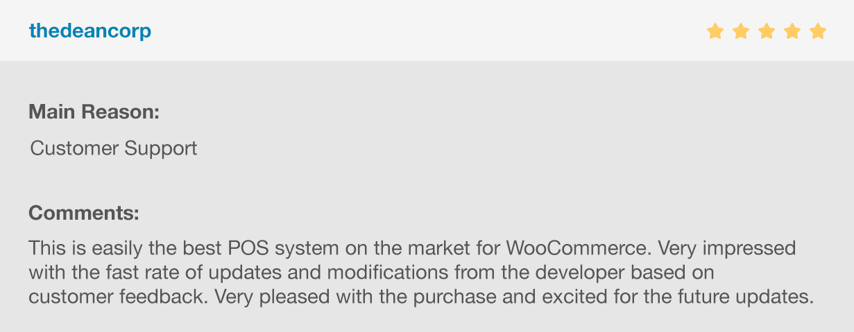 WooCommerce Point of Sale (POS) - 25
