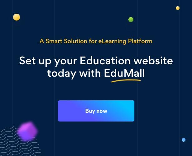 EduMall - Professional LMS Education Center WordPress Theme - 39