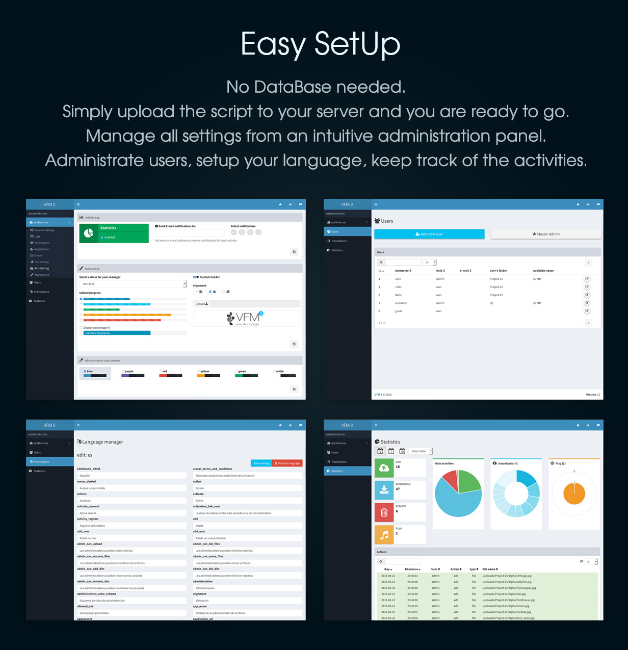 Veno File Manager - host and share files - 7