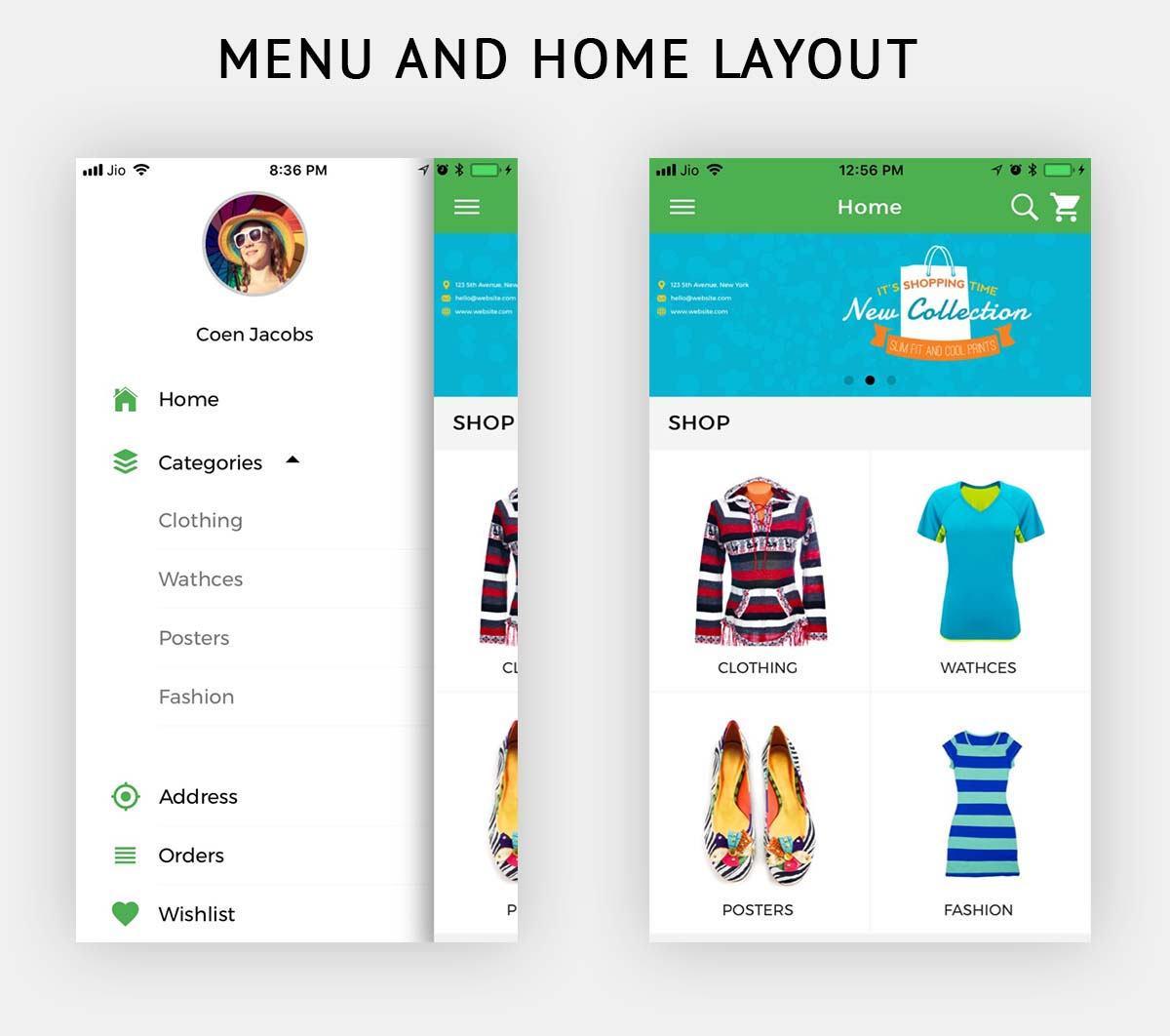 Magento Mobile App Ionic 3 Nulled | Mobile Application