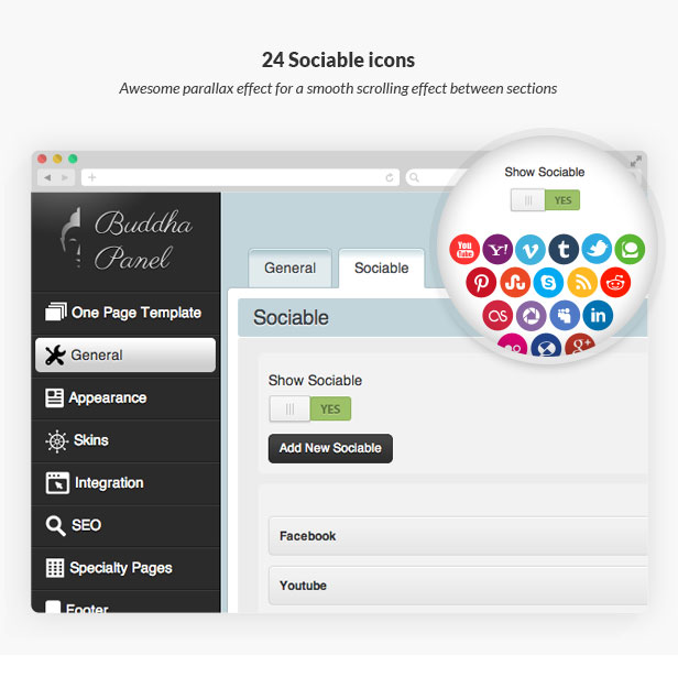 Core - OnePage Multipurpose WordPress Theme - 22