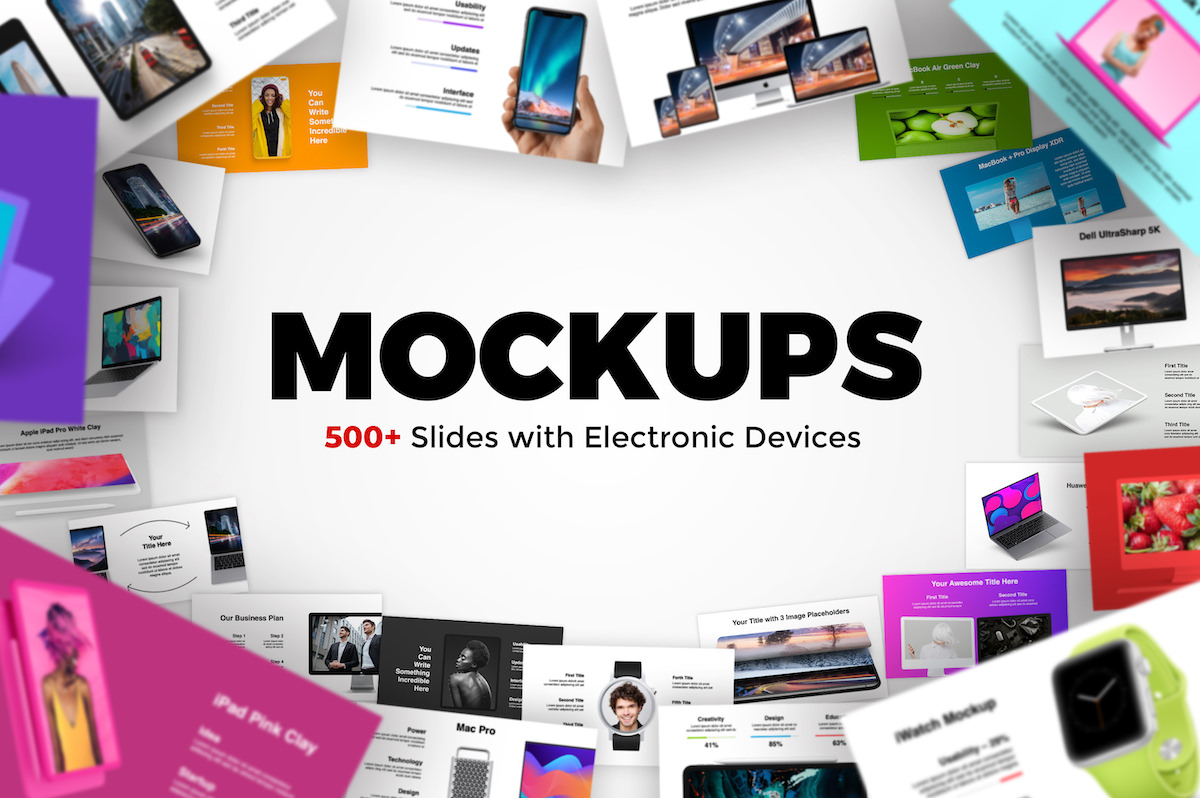 Huge Infographics Bundle! Lifetime Updates! PowerPoint, Photoshop, Illustrator. - 162
