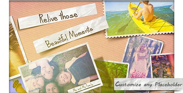Wonderful Memories Slide Show