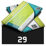 Business Card Template 74 - 29