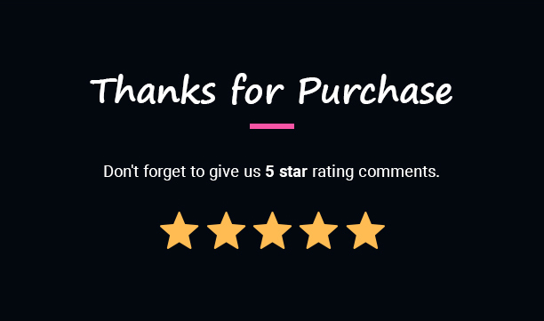 Give us 5 Star Reviews and Rating - Fake Customer Blocker for WooCommerce