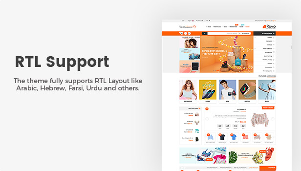 RTL Support