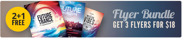 Future Flyer Bundle Vol.04