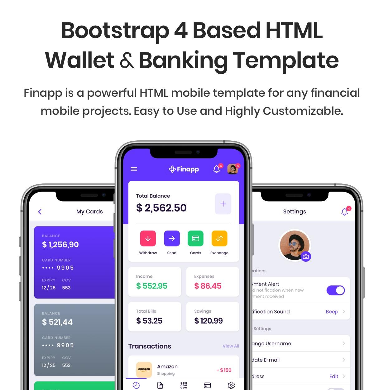 wallet template