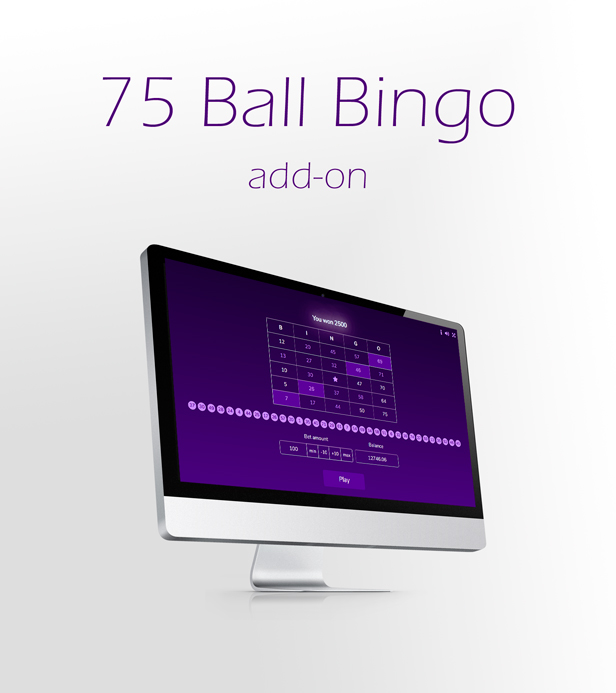 Crypto Casino - 75 Ball Bingo