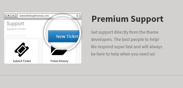 Premium Support