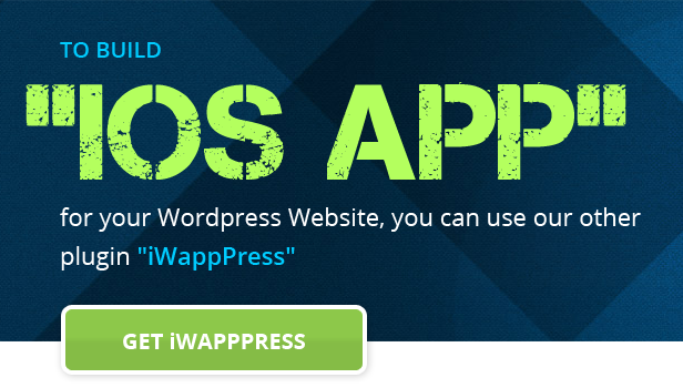 Android App for Wordpress site